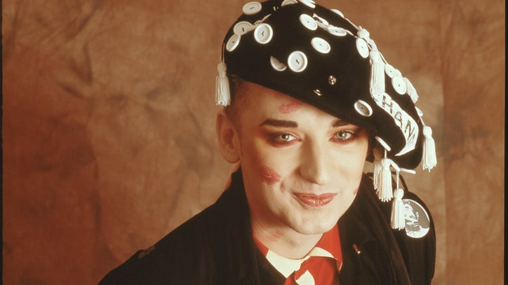 Mr. Clean: Boy George Straightens Up His Act