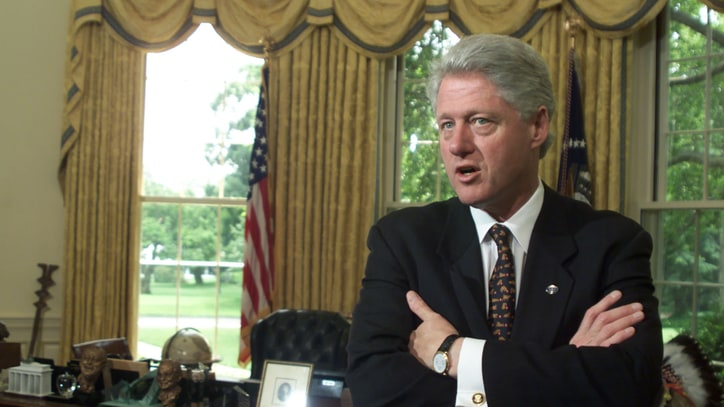 Bill Clinton: The Rolling Stone Interview