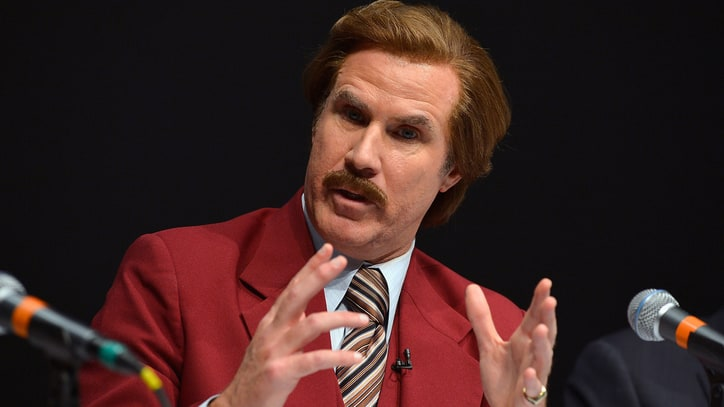 Ron Burgundy's 'SportsCenter' Appearance Postponed