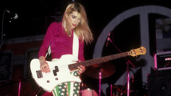 Kim Gordon of Sonic Youth: Are You Xperienced?