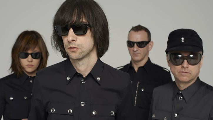 Primal Scream Book Rare North American Tour