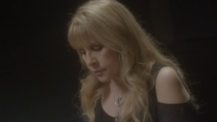 Watch Stevie Nicks Perform a Serene, Solo 'Blue Water'