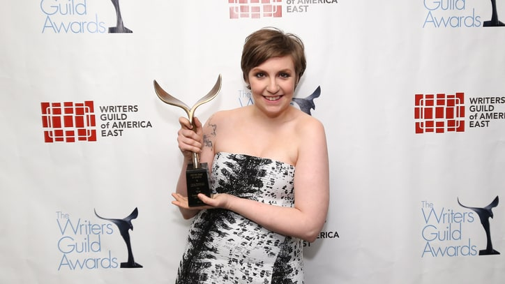 Lena Dunham: Girl on Top