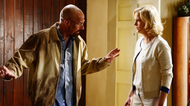 Can 'Breaking Bad' Sweep the SAG Awards?