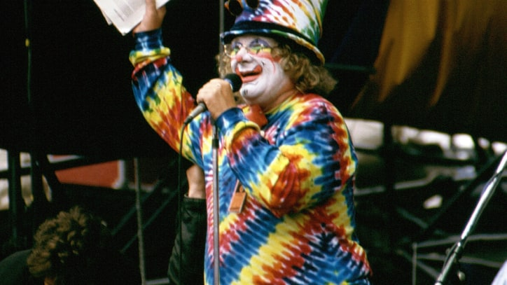 When Wavy Gravy Gets High