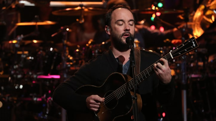 Q&A: Dave Matthews on His Wild New Album, Adderall and AC/DC