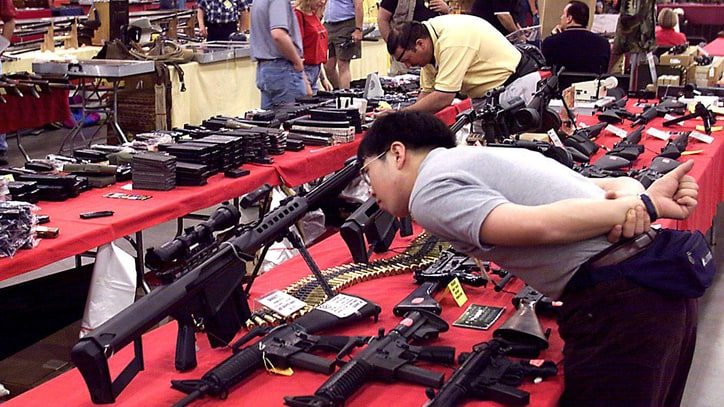 What I Saw at the Gun Show