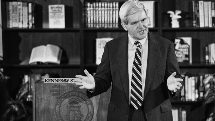 Newt Gingrich: Dead Man Talking