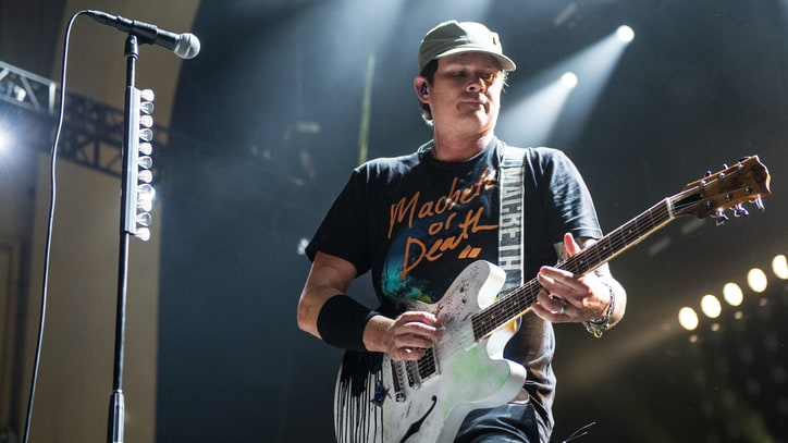 Blink-182's Tom DeLonge Defends Himself Against Bandmates' Accusations