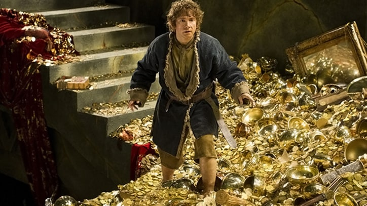 'The Hobbit' Hobbles Into First Place at the Box Office