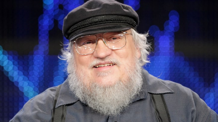 George R.R. Martin: The Man Behind the Throne