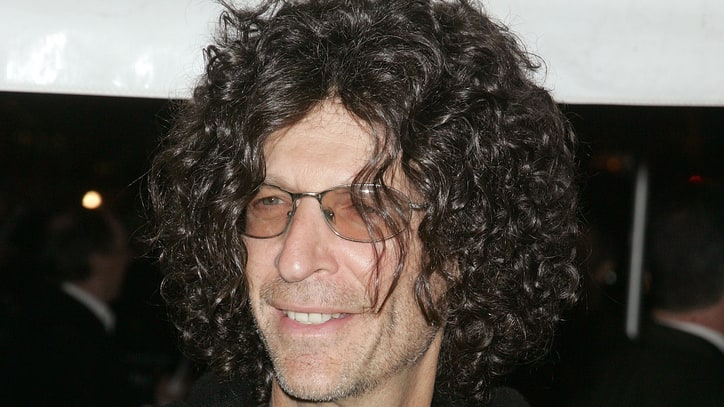 Howard Stern's Long Struggle and Neurotic Triumph