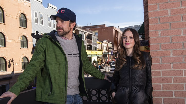 Sundance 2015: Jason Sudeikis and Alison Brie on 'Sleeping With Other People'