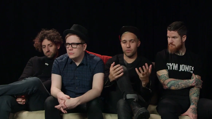 Watch Fall Out Boy Explain Why Rock Is Alive and Well