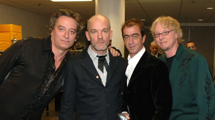 R.E.M. Look Back
