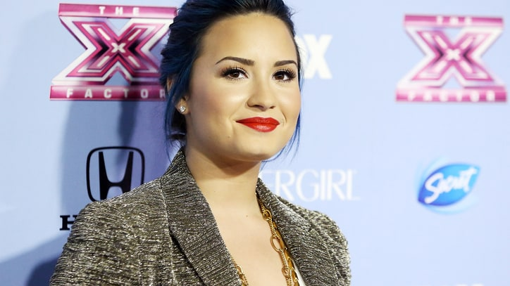 Demi Lovato Is Leaving 'X Factor'