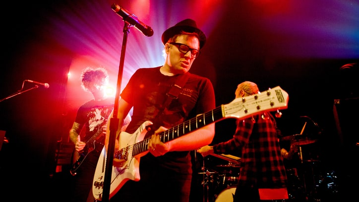 On the Charts: Fall Out Boy Reign, While Decemberists, Manson Hit Top 10