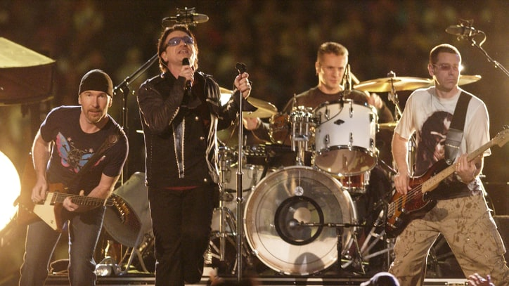 U2 Shooting for Year's End