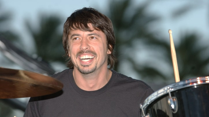 One-on-One With Dave Grohl