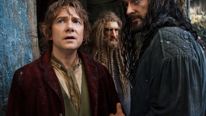 'Hobbit' Holds Off Five Christmas Competitors at the Box Office