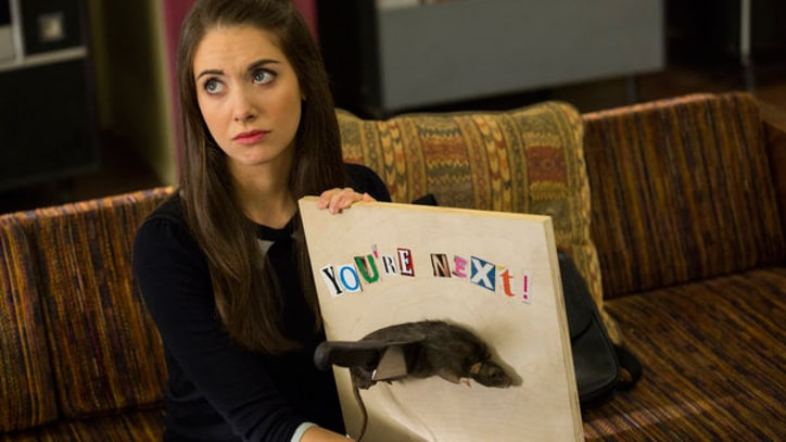Alison Brie Goes Deep on 'Community'