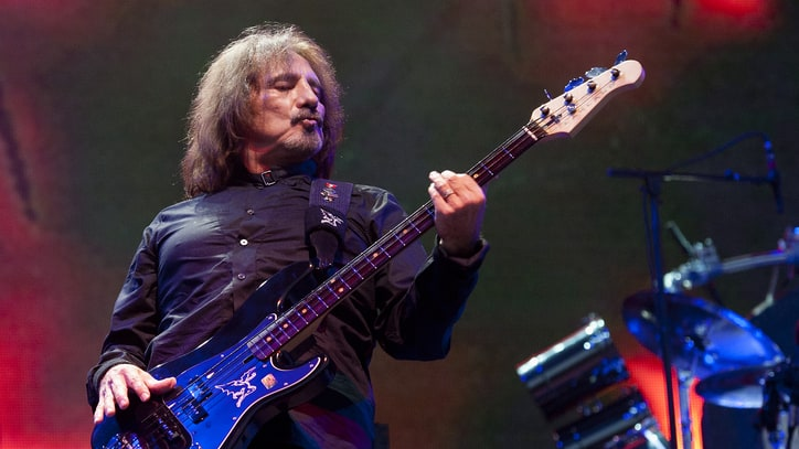 Black Sabbath's Geezer Butler Arrested for Assault, Vandalism