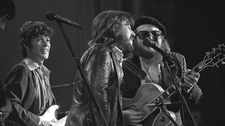'The Last Waltz': A Concert Becomes a Legend