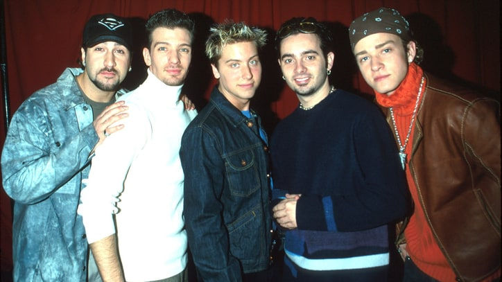 'N Sync: Weird Scenes Inside the Glitter Factory
