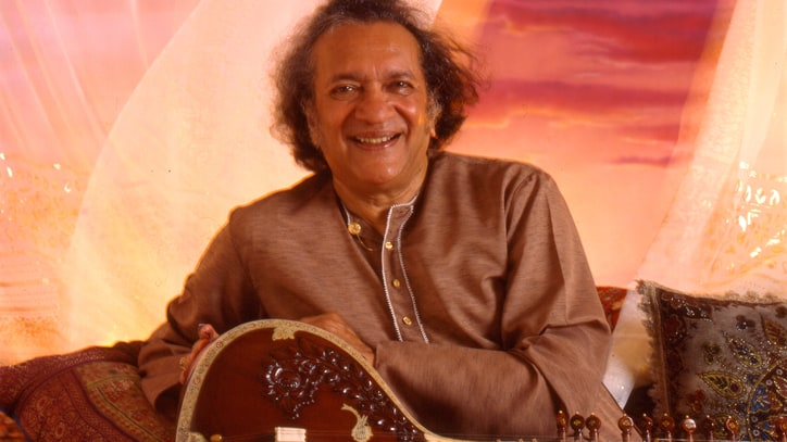 Ravi Shankar on His Pal George Harrison and 'Chants of India'