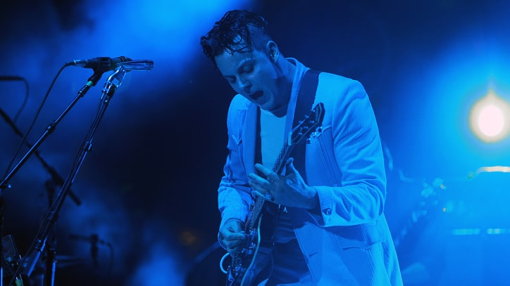 Jack White Performs With Q-Tip at Sold-Out Madison Square Garden Gig