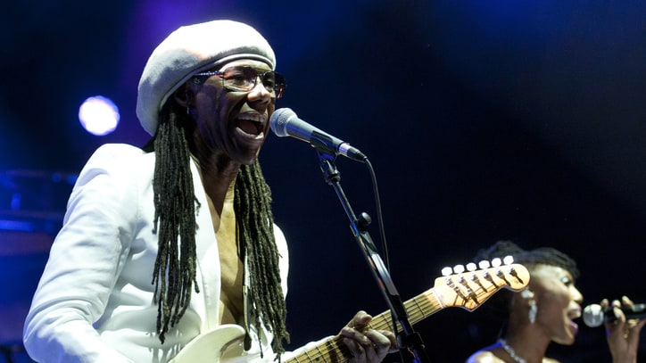 Nile Rodgers Preps First Chic Album in Two Decades
