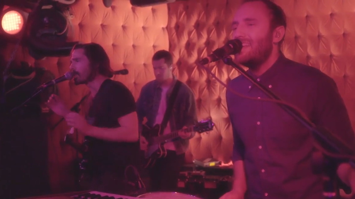 Watch Local Natives Play 'Wide Eyes' at Sundance's Coziest Venue