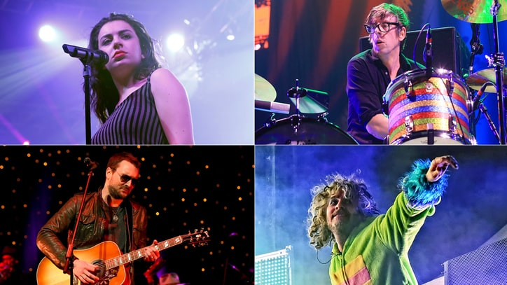 Grammys 2015: Charli XCX, Wayne Coyne, Eric Church and More Predict the Winners