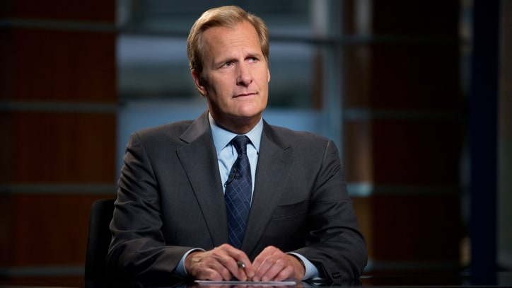 'The Newsroom' Renewed for Third and Final Season