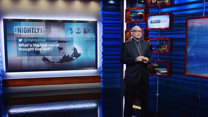 Larry Wilmore Supports 'Fellow Purveyor of Fake News' Brian Williams