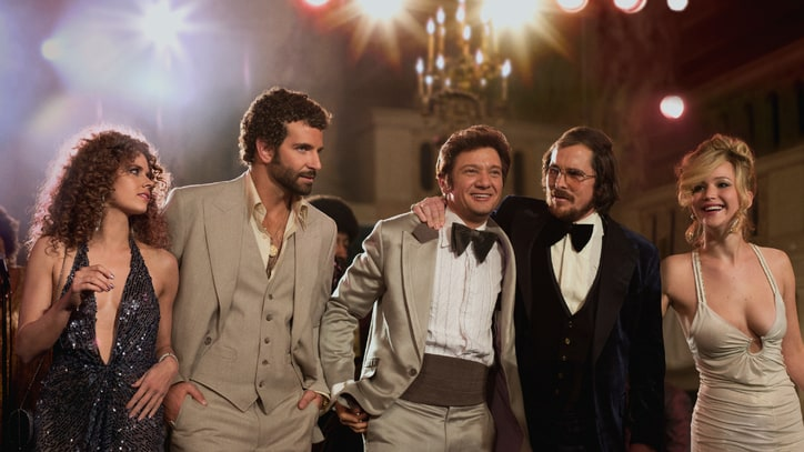 'American Hustle,' '12 Years a Slave' Dominate Oscar Nominations