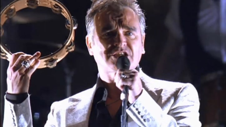 Flashback: Morrissey Declares 'The Queen Is Dead' at the Hollywood Bowl