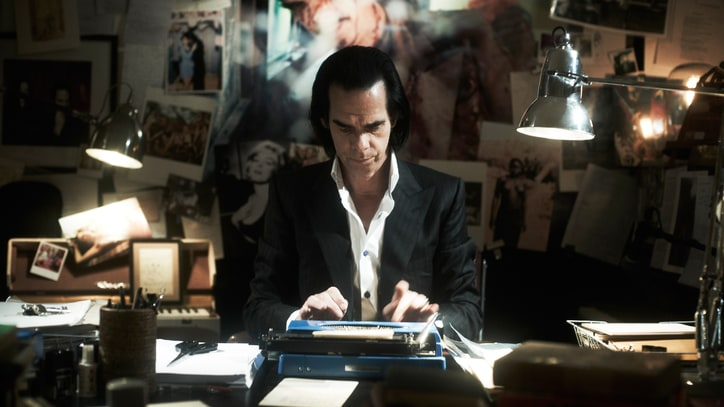 How Nick Cave Lost His V-Card, and More From the Rocker's Sundance Doc