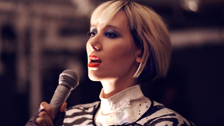 Karen O Reacts to Oscar Nomination for 'Her': 'Holy Smokes!'