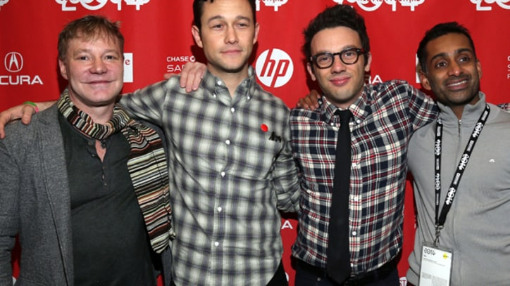 Joseph Gordon-Levitt Launches 'HitRecord on TV' at Sundance