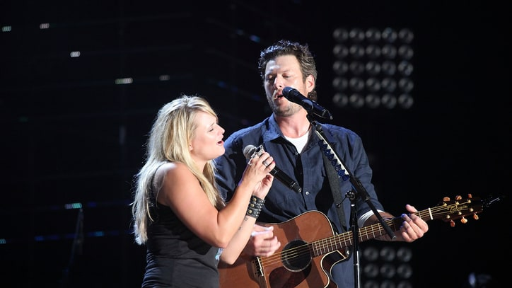 Flashback: Miranda Lambert Flexes Her 'Hillbilly Bone' With Blake Shelton