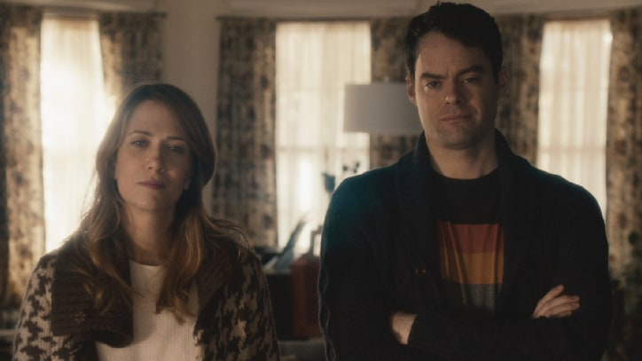 Goodbye Stefon, Hello Milo: Bill Hader Debuts a Dark Side at Sundance