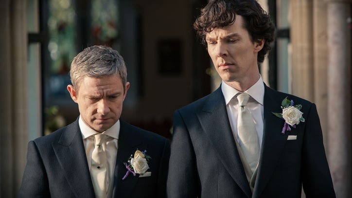 How 'Sherlock' Made Holmes Sexy Again