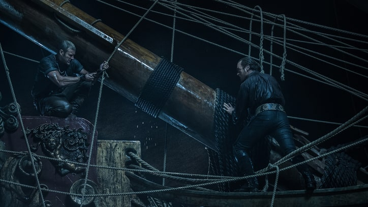 Starz Dives Into Michael Bay's Big-Budget Pirate Series 'Black Sails'