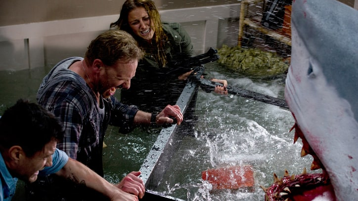 'Sharknado' Sequel to Wreak Havoc on New York