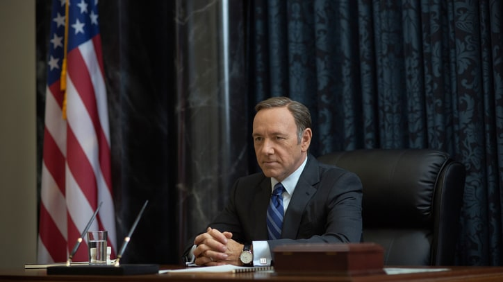 'House of Cards' Renewed for Third Season