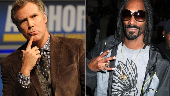 Will Ferrell and Snoop Dogg Talk Cowbell Collaboration in Lively AMA