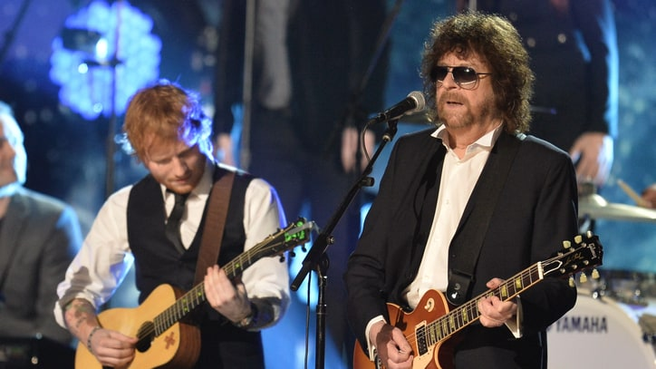 Electric Light Orchestra Delight Paul McCartney, Taylor Swift at Grammys