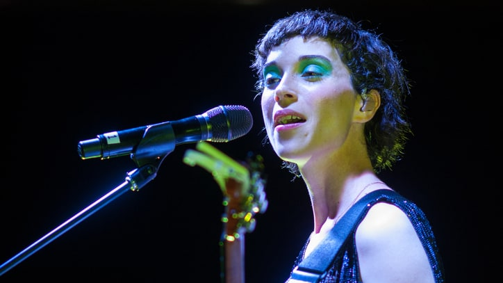 St. Vincent Proud of 'Great Legacy' Behind Alternative Grammy Win