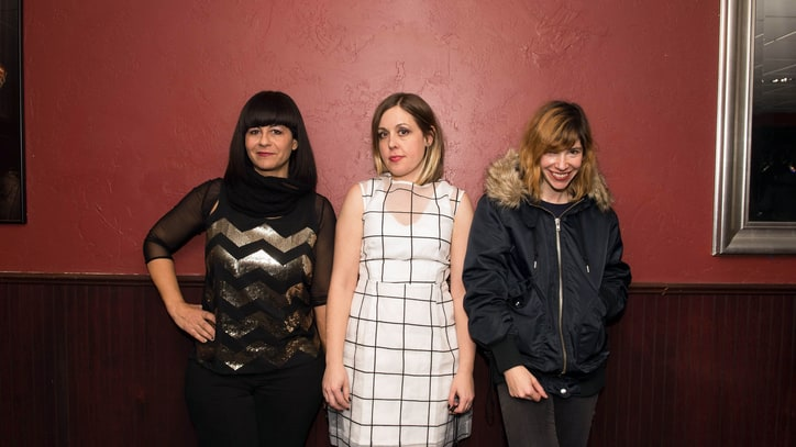 Backstage at Sleater-Kinney's First Show in 9 Years: Exclusive Photos
